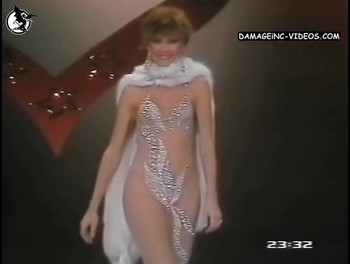 Patricia Dal see through catsuit