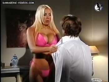 Sabrina Pettinato massive natural tits damageinc video