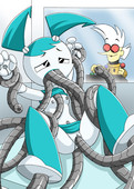 [Misc] My Life As A Teenage Robot (XJ9) [JPG, GIF, PNG]
