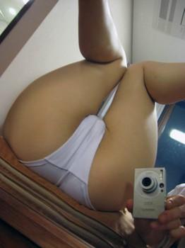 Foto cewe cantik mulus selfie pamer toket gede