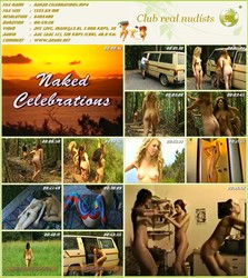 Naked Celebrations (Synetech. 1997) - Australian naturists in nature
