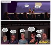 Lustomic -Daniel's Big Break