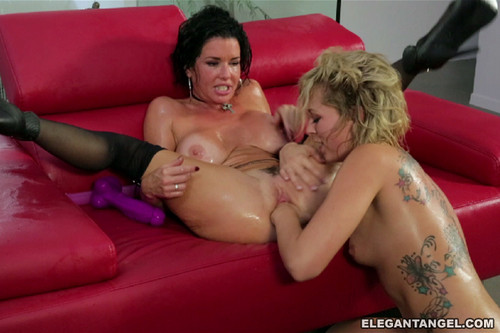 Veronica Avluv Lesbian Squirt