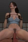 Lara Croft - The pit