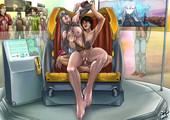 Sabudenego - Sex Arcade,  artwork collection
