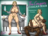 PleasureNight - The Coogars of Coogar High part 1