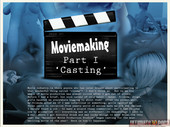 Ultimate3Dporn - Movie Making - Part 1 - Casting