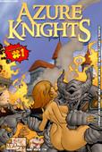 Sumo Hentai - Azure Knights vol 1