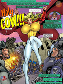 Superheroine Central – Mighty Cow