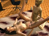 PERVERTEDFAMILIES3D - MOMMY SEXY BUNNY