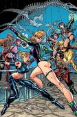 J.Scott Campbell Artwork