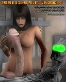 3DFiends - Alien Chronicles 1