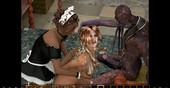 Zuleyka - New Maid For Master full