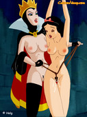 ADULT COMICS - SNOW WHITE