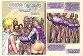 Superheroinecomixxx - Gladiadora's Training