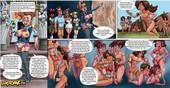 Lustomic - Sissy Islands free adult comics