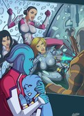Mass effect Big Collection Comics Arts and Animations