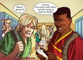 Blacknwhitecomics - Online Dating Dilemma NEW
