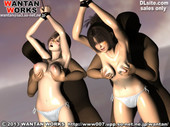 WANTAN WORKS - WANTAN WORKS EX [uncen] [2013] [jap]