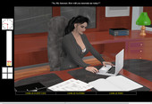 VdateGames - Grace - A Day at the Office Eng 2016