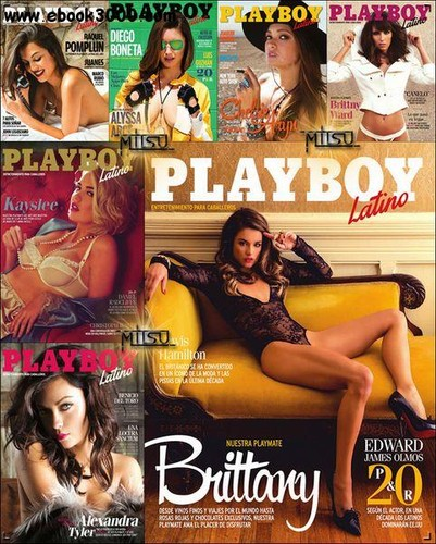 Playboy Latino - Full Year 2015 Collection