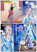 Frozen Parody - Chapter 3 - Iceman