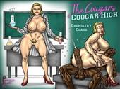 PleasureNight - The Coogars of Coogar High part 1