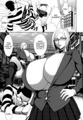 [Garland (Kuroharuto)] Kangoku ni Sakuhana to Hana - The Belle and Flower in prison (Prison School) [English]