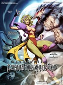 Locfuria - Lycaon The Wolf God 1-2