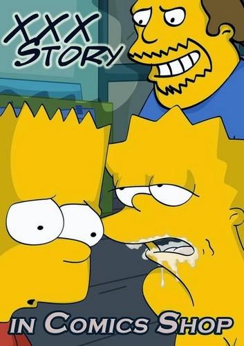 Simpsons – XXX Story in Comics